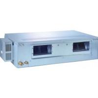 Канальные тепловые насосы с электрическим нагревателем