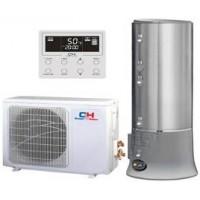 Бытовые тепловые насосы воздух-вода с баком ГВС