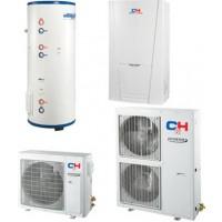 Тепловые насосы для отопления и горячего водоснабжения